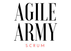 Agile Army Scrum Logo