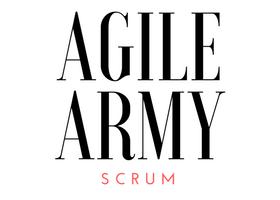 Agile Army Scrum Logo